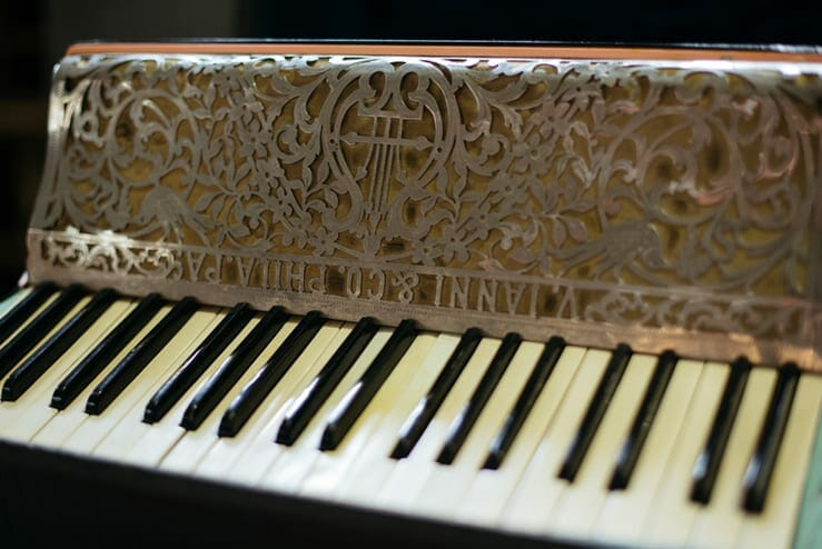 vincent vianni accordian