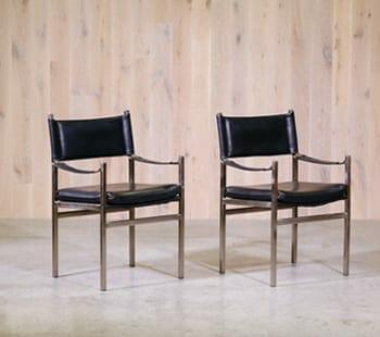 midcentury modern director's chair