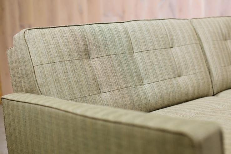 Green Midcentury Sofa