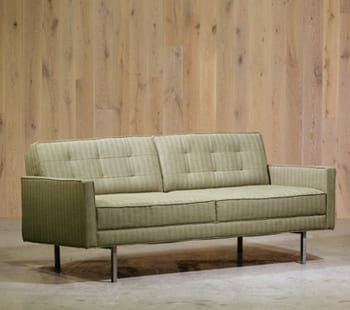Green Midcentury Sofa