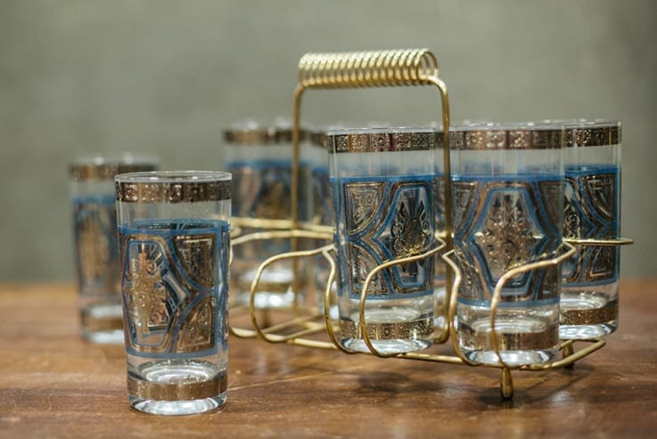 Culver Ltd. Highball Glasses