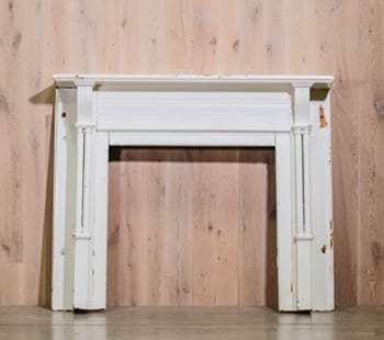 Double Doric Column Mantle