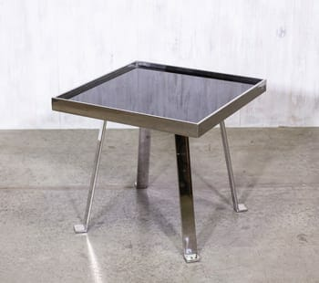 Modernist End Table