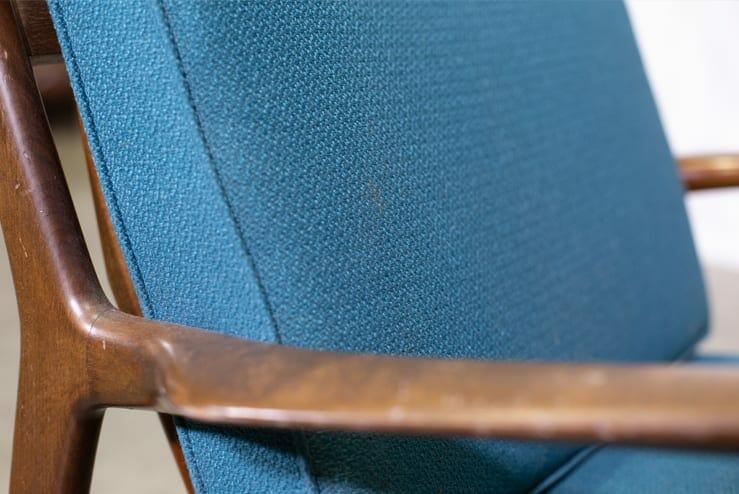 selig midcentury modern armchair