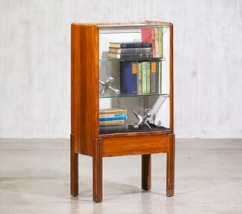 deco display cabinet