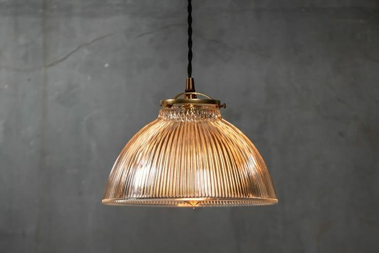 Holophane Style Bell Pendant