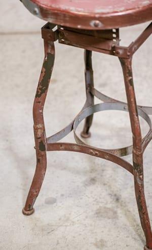 industrial drafting stool