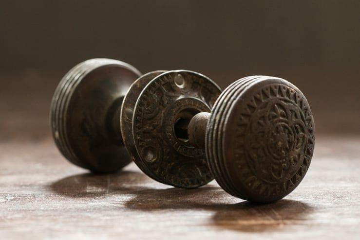 Eastlake Doorknob