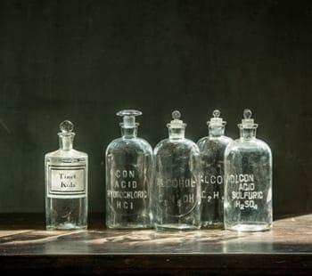 Chemistry Bottles