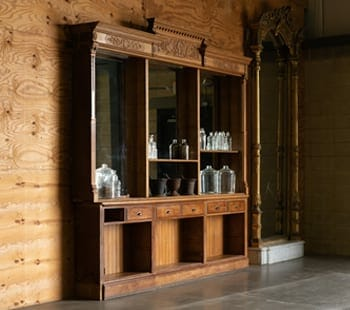Small Apothecary Cabinet