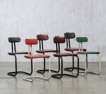 A. G. Jarvis + Co. Ironer Chairs