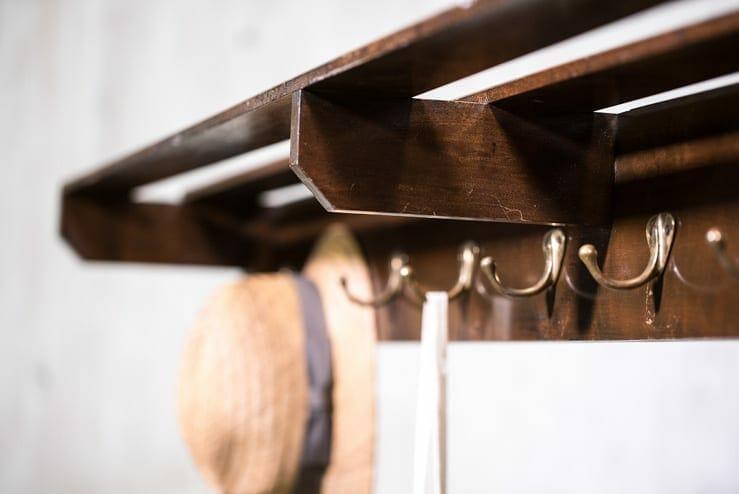 Schoolhouse Coat Rack
