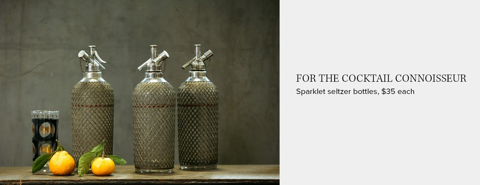 sparklets seltzer bottles