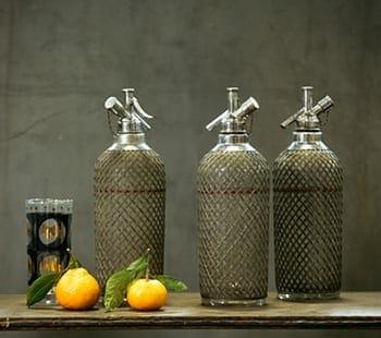 vintage sparklets seltzer bottle