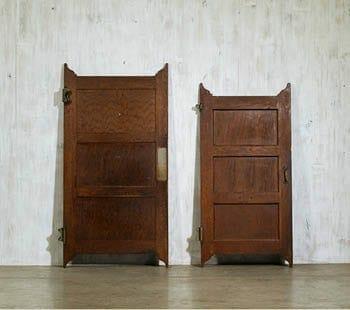 Schoolhouse Lavatory Doors