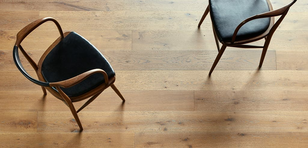 Midcentury Prefinished Flooring