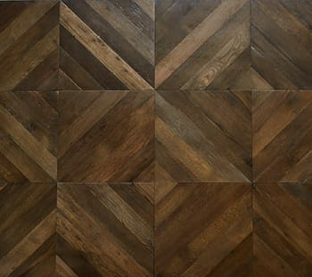 antique oak parquet flooring