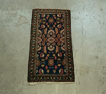 vintage oriental rug