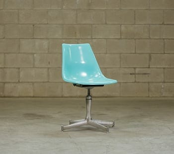 Eames-style Swivel Chair
