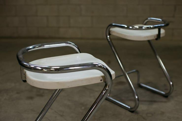 midcentury modern bar stools
