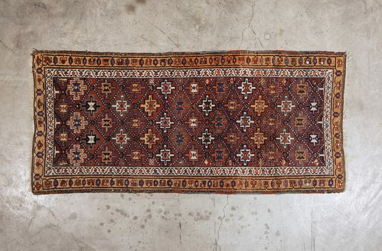 vintage western rug